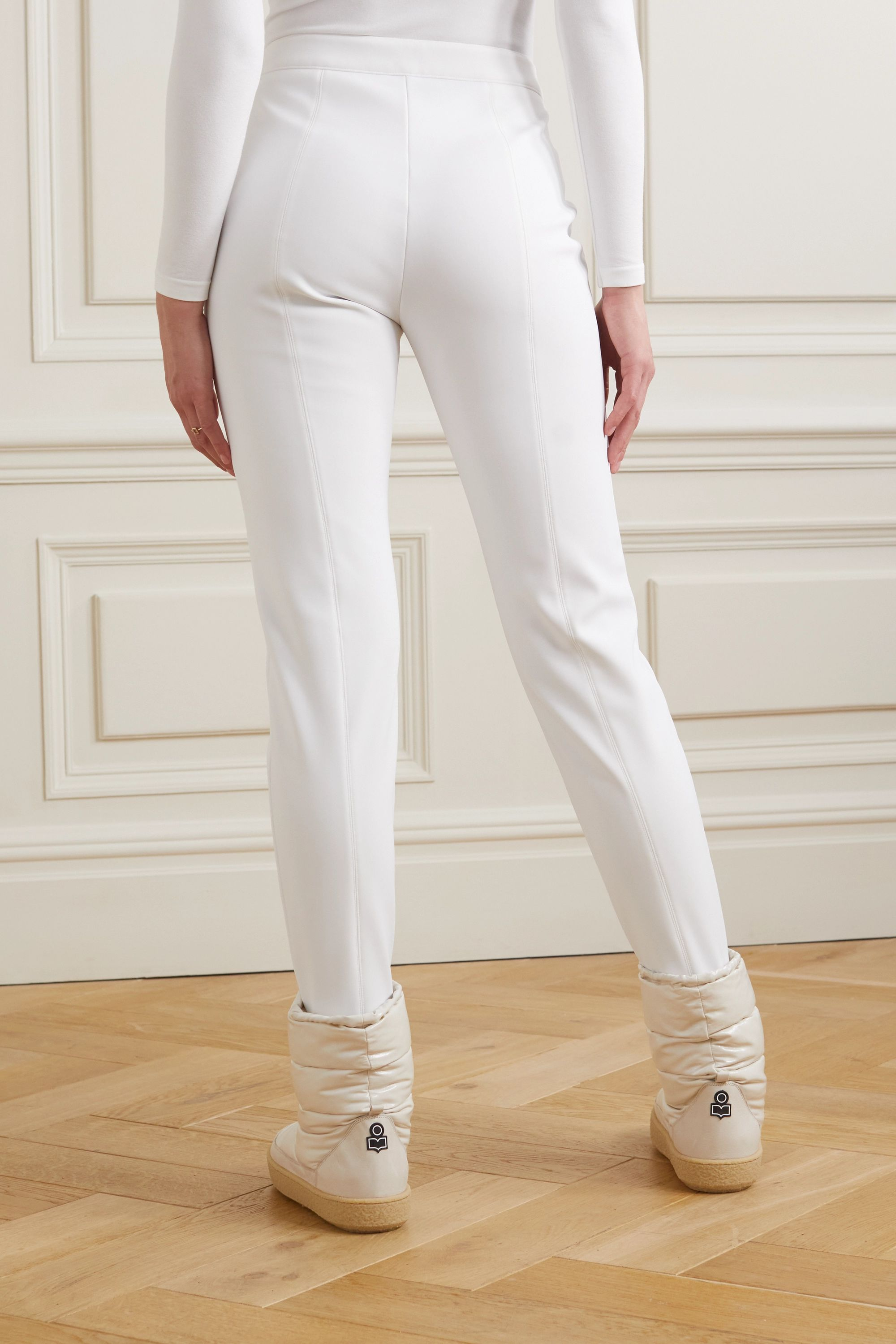 Fendi Stretch-jersey stirrup ski pants
