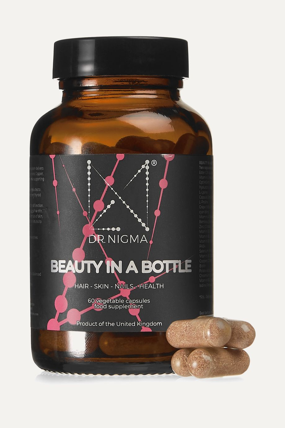 Dr Nigma Talib Beauty in a Bottle (60 capsules)