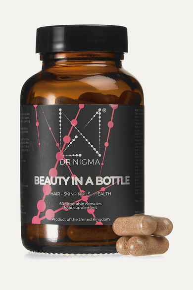 DR NIGMA TALIB BEAUTY IN A BOTTLE (60 CAPSULES) - COLORLESS