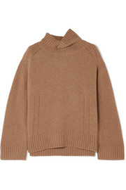 By Malene Birger Aleya oversized wool-blend turtleneck sweater