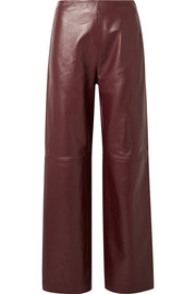 Jalad leather pants
