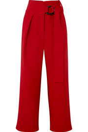 Petar Petrov Herma canvas straight-leg pants