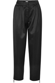 Magda Butrym Jena silk and wool-blend tapered pants