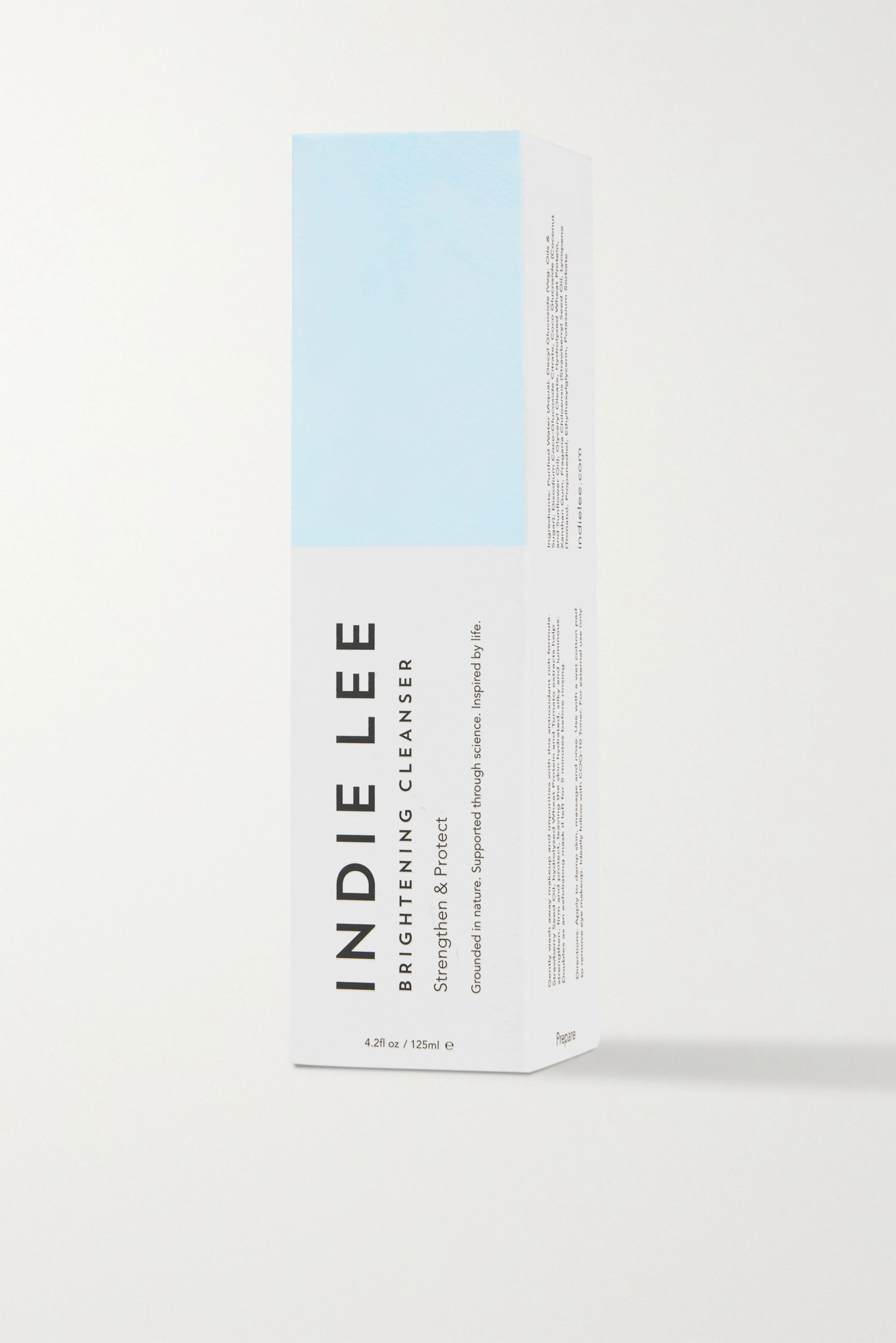 Indie Lee Brightening Cleanser, 125ml