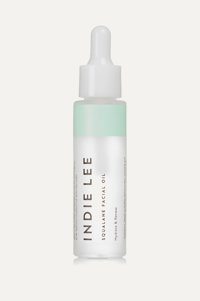 INDIE LEE SQUALANE FACIAL OIL, 30ML - COLORLESS