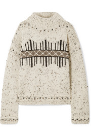 Isabel Marant Elwyn wool-blend sweater