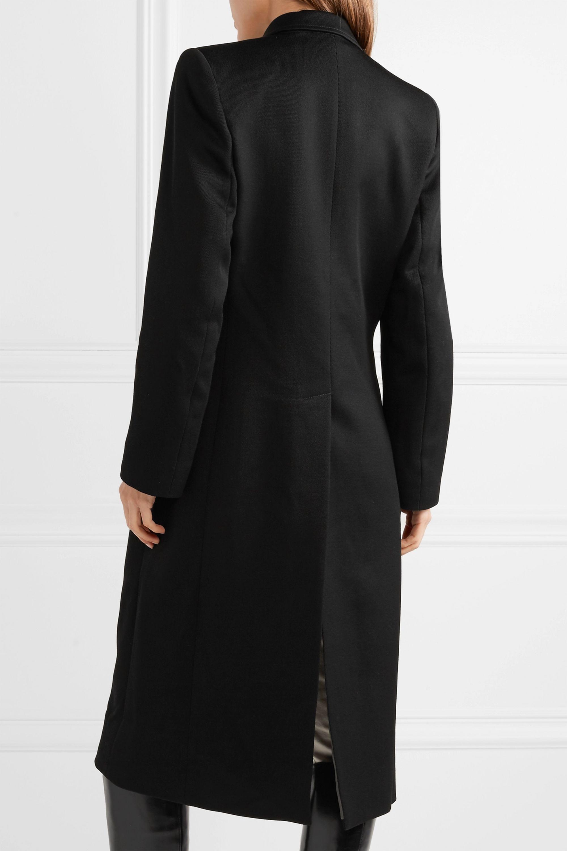 Isabel Marant Joleen double-breasted wool-gabardine coat