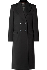 Isabel Marant Joleen double-breasted wool-gabardine coat