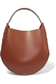 Corsa leather tote