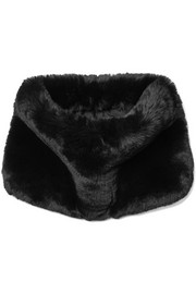 Marc Jacobs Faux fur snood