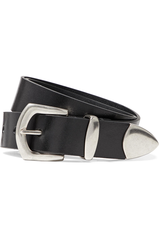 Isabel Marant Tazee leather belt