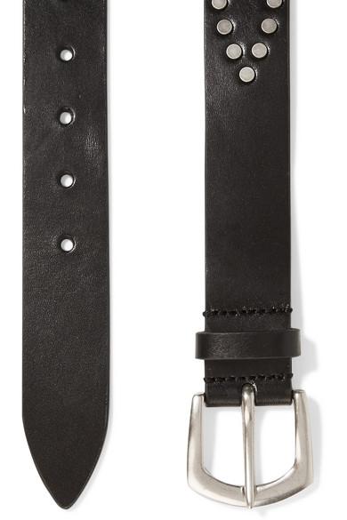 Isabel Marant Belts Kolee embellished leather belt