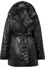 Norma Kamali Sleeping Bag oversized shell coat