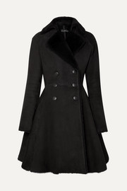 Alaïa Shearling coat