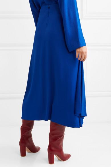 3dc34a612 Joseph. Percy asymmetric cady midi skirt. $645 $25860% OFF. Reduced  further. Play