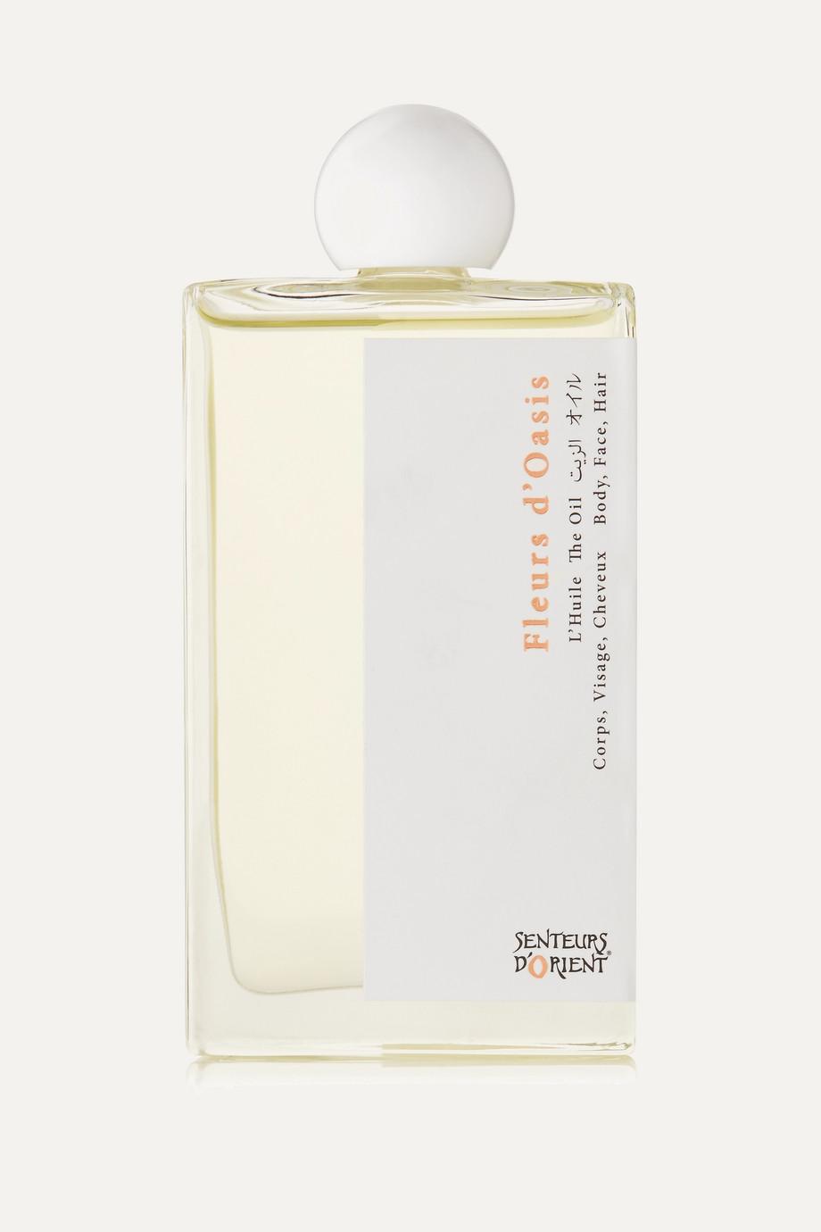 Senteurs d'Orient + NET SUSTAIN Fleurs d'Oasis Body Oil, 75ml