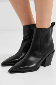 Kate leather ankle boots
