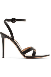 Gianvito Rossi Alixia 105 leather sandals