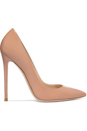 Gianvito Rossi 110 patent-leather pumps
