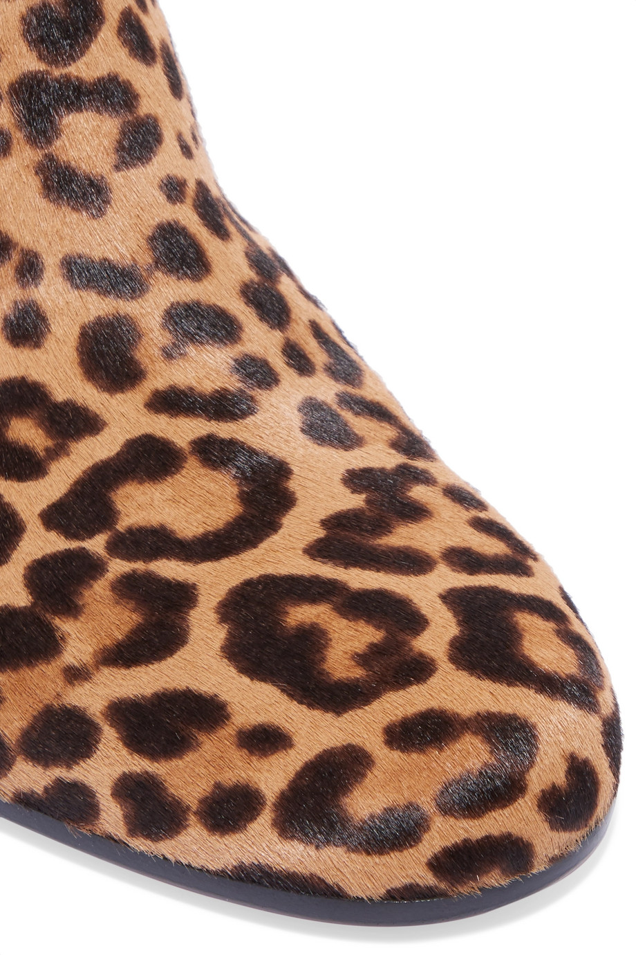 0ad4aa0b5747 Gianvito Rossi Margaux 65 leopard-print calf hair ankle boots