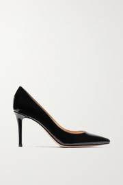 Gianvito Rossi 85 patent-leather pumps