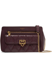 Givenchy Pocket quilted leather shoulder bag