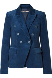 Stella McCartney Robin cotton-corduroy blazer