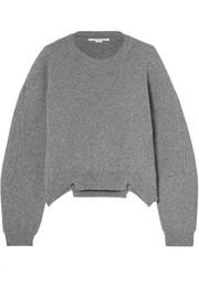 Stella McCartney Oversized wool and alpaca-blend sweater