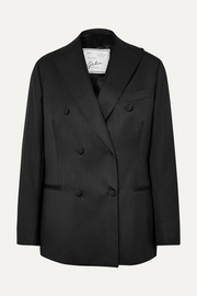 Giuliva Heritage Collection Cornelia double-breasted wool blazer