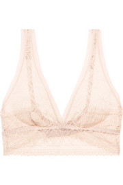 Else Chloe stretch-lace soft-cup bra