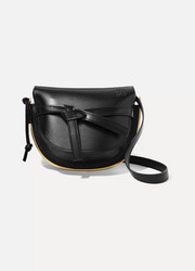 Loewe Gate small embellished textured-leather shoulder bag