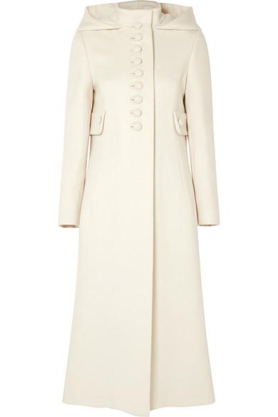 42d6f88d9 Gucci   Hooded wool coat   NET-A-PORTER.COM