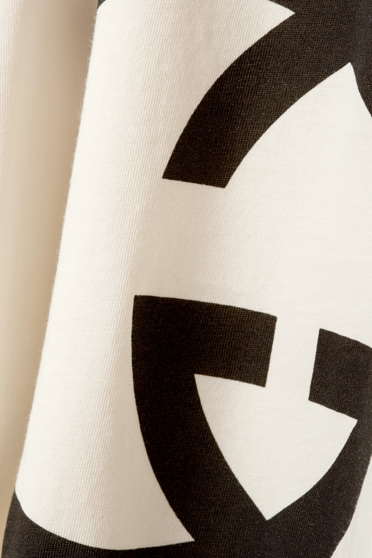 Gucci Printed cotton-jersey T-shirt