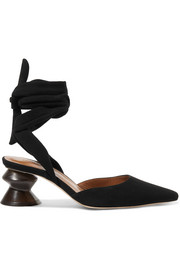 REJINA PYO Barbara suede pumps
