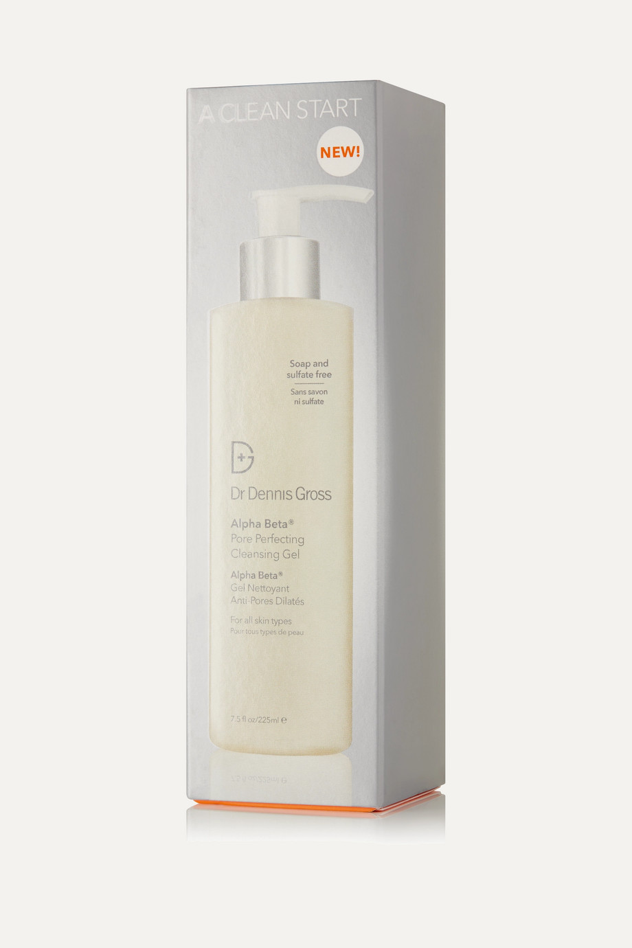 Dr. Dennis Gross Skincare Alpha Beta Pore Perfecting Cleansing Gel, 225ml