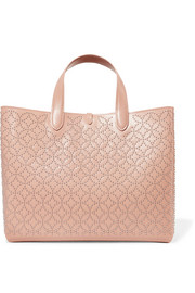 Alaïa Medium studded leather tote