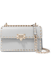 Valentino Valentino Garavani The Rockstud leather shoulder bag