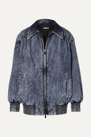 Miu Miu Oversized denim jacket