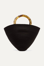 Cosimo large woven cotton tote