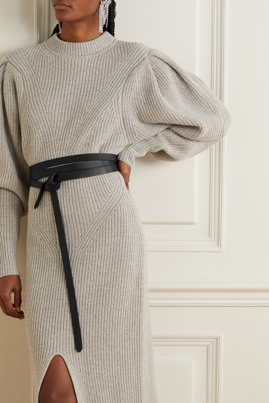 Isabel Marant Lonny leather belt
