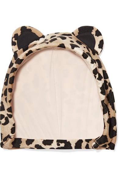 Adriana Degreas - Charlotte Olympia Leopard-print Swim Cap - Leopard print