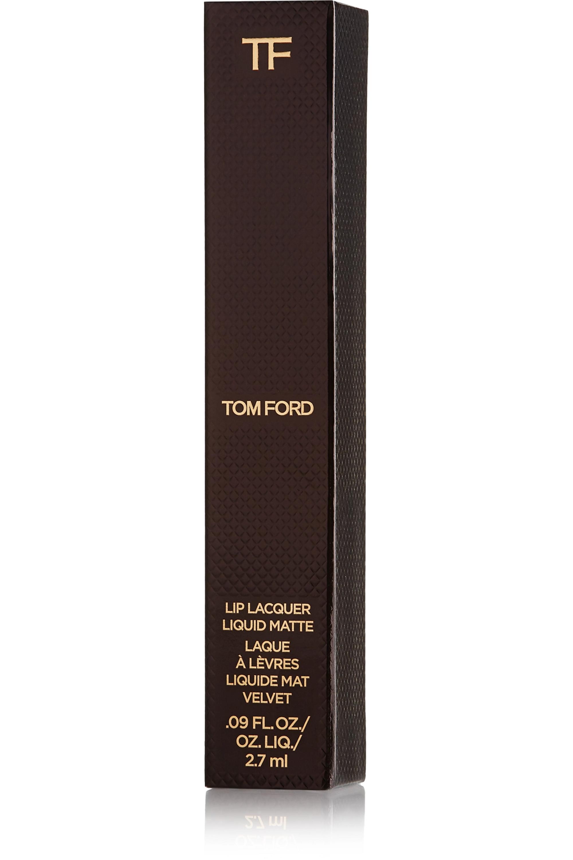 TOM FORD BEAUTY Liquid Matte Lip Lacquer - Fetishist