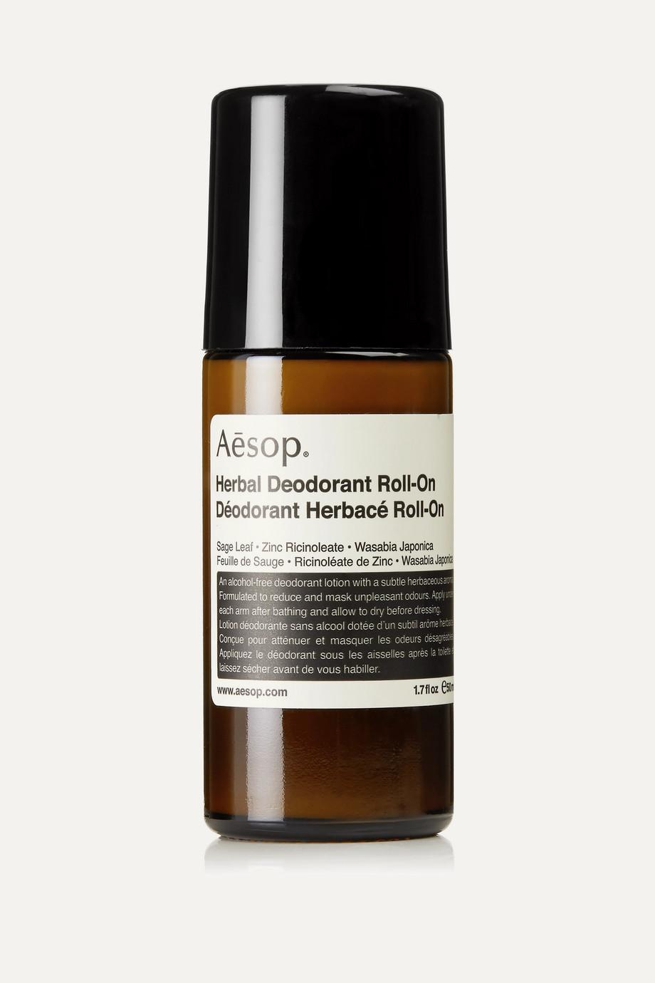 Aesop Herbal Deodorant Roll-On, 50ml