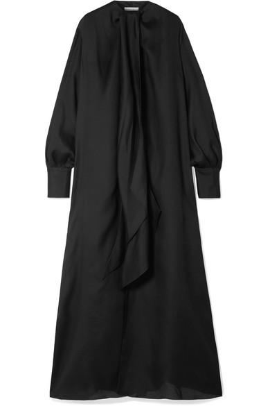 THE ROW Adesuwa silk-crepe gown