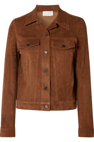 COLTRA SUEDE JACKET