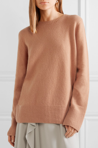 57e36344ed The Row. Sibel oversized wool and cashmere-blend sweater