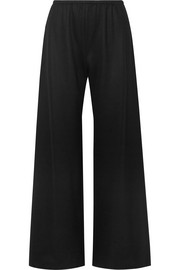 The Row Gala wool wide-leg pants