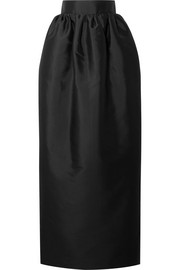 The Row Ranel silk-taffeta maxi skirt