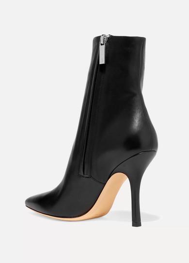 The Row | Leder Gloria Ankle Boots aus Leder | b0ba8c