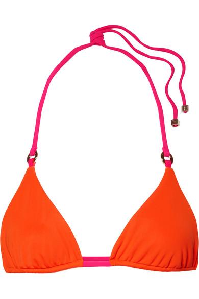 FELLA Carlo reversible triangle bikini top